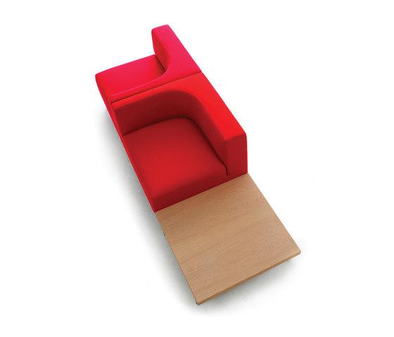 Side by Side de Arco | Mobiliario de trabajo / lounge