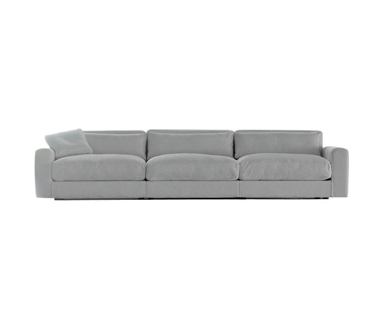 Thunder Sofa by GRASSOLER | Lounge sofas