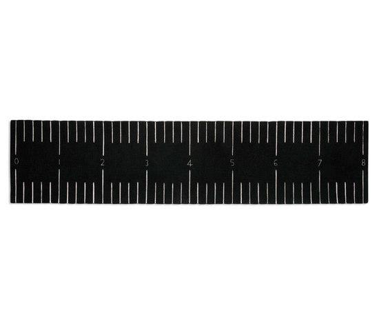 Metro negro by GANDIABLASCO | Rugs / Designer rugs