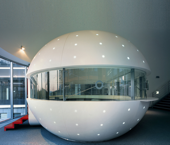 Ball reception by AMOS DESIGN | Counters