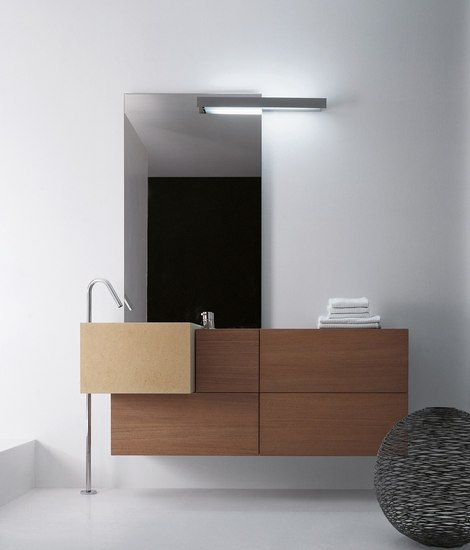 Lights by Falper | Bathroom lighting