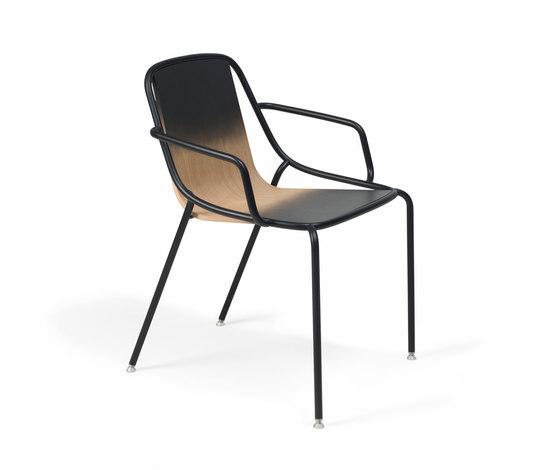 Alle Armchair Dark grey by Skitsch by Hub Design | Multipurpose chairs