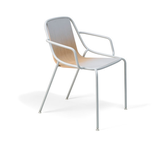 Alle Armchair Off-white by Skitsch by Hub Design | Multipurpose chairs