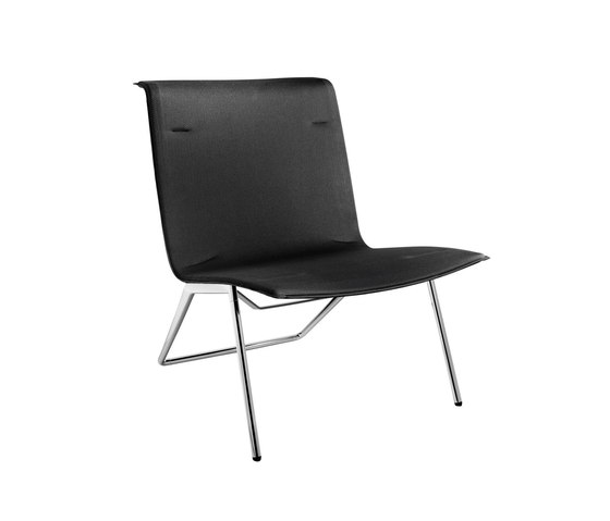 Velas Lounge Chair by Wilkhahn | Lounge chairs