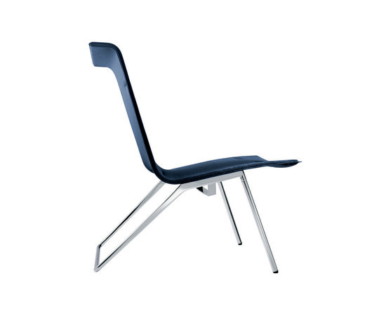 Velas Lounge Chair de Wilkhahn | Fauteuils d'attente