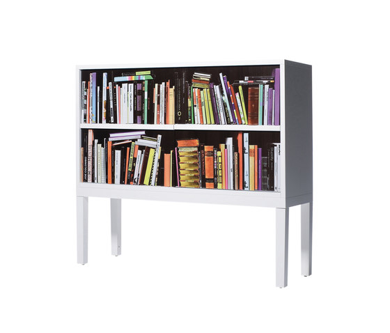 Bookshelf Sideboard by Skitsch by Hub Design | Sideboards