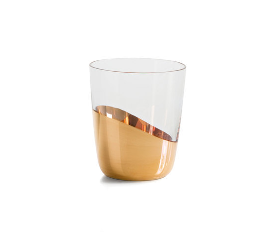 Midas Wine Glass de Skitsch by Hub Design | Wine glasses