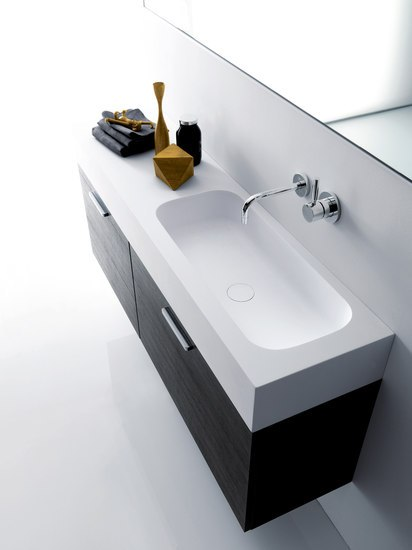 Basins by Falper   Vanity units
