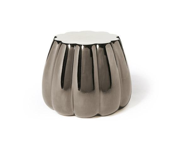 Oppiacei Senecio Cineraria platinum by Skitsch by Hub Design | Garden stools