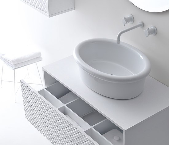 Basins de Falper | Lavabos mueble
