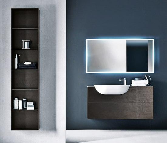 Light by Falper | Vanity units