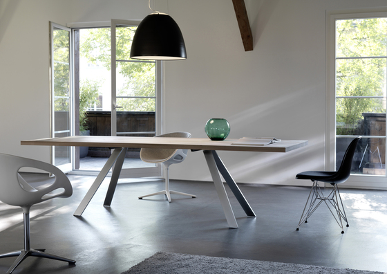 L'ARC by Zoom by Mobimex | Individual desks