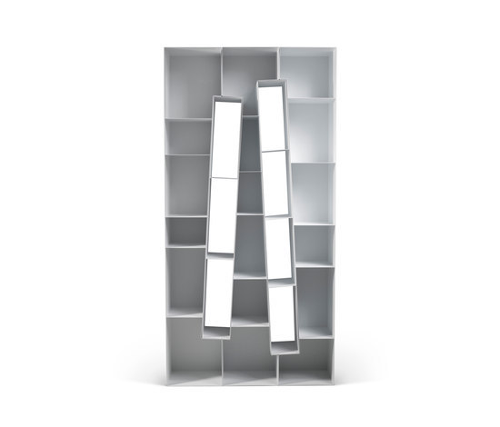 Squilibri Evolution by Skitsch by Hub Design | Shelving