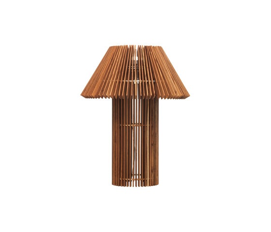 Wood | table lamp de Skitsch by Hub Design | Éclairage général