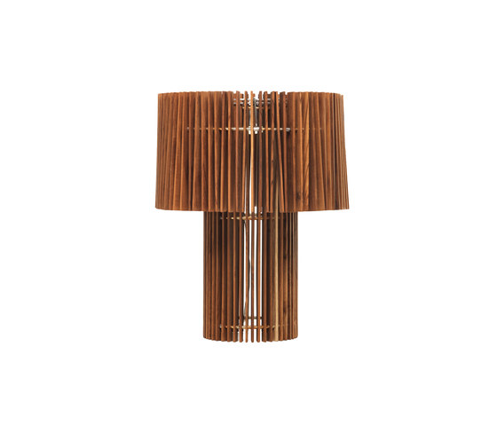 Wood | table lamp by Skitsch by Hub Design | General lighting