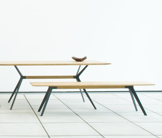 Ten Bench by maigrau | Dining tables