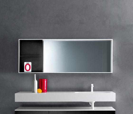 Shape by Falper | Wall mirrors