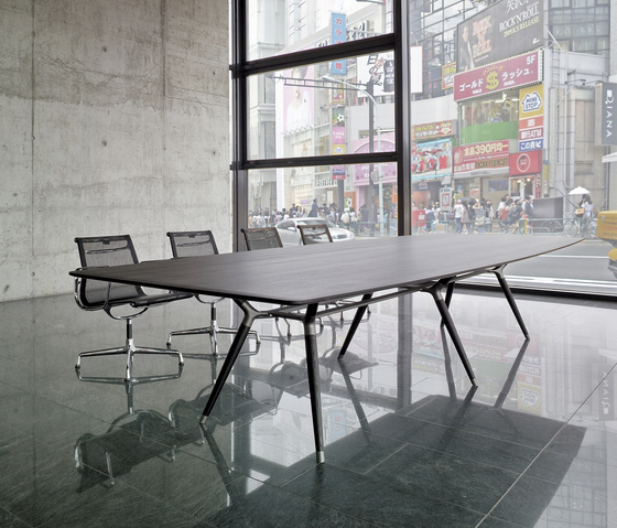 X2 Conference by Zoom by Mobimex | Conference tables