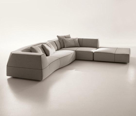 Bend sofa di B&B Italia | Divani