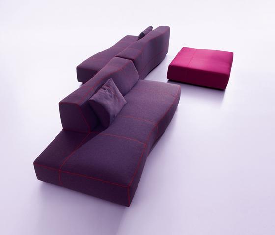 Bend sofa by B&B Italia | Sofas