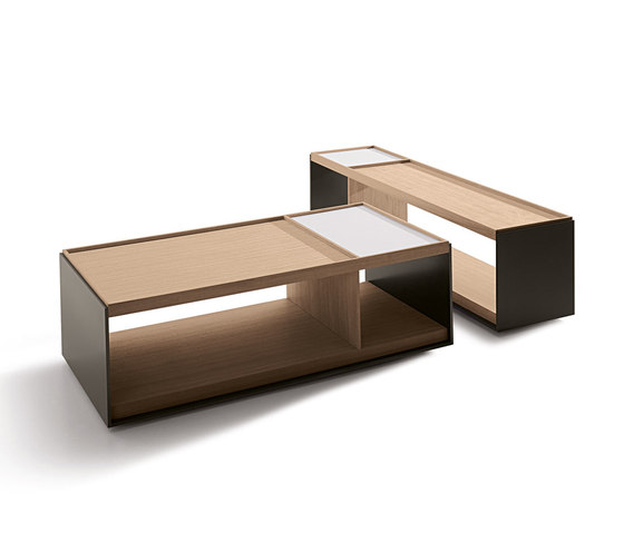 Surface by B&B Italia | Lounge tables