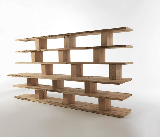 Bookshelf by Riva 1920 | Shelving systems