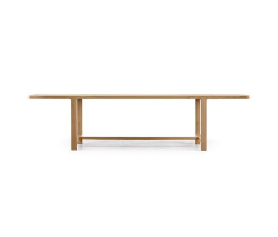 Emea Dining Table with 2 extensions by Alki | Dining tables