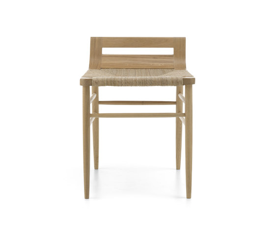 Kimua Low Back Chair de Alki | Tabourets