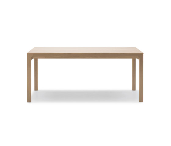 Laia Table rectangular by Alki | Restaurant tables