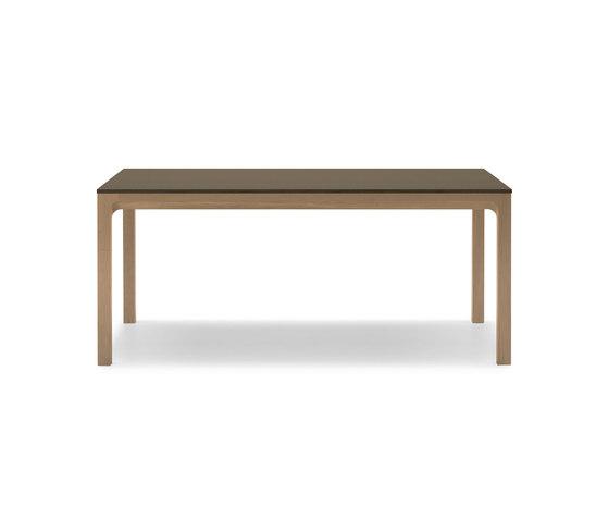Laia Table rectangular* by Alki | Restaurant tables