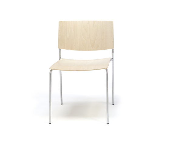 Sit SI 0661 by Andreu World | Multipurpose chairs