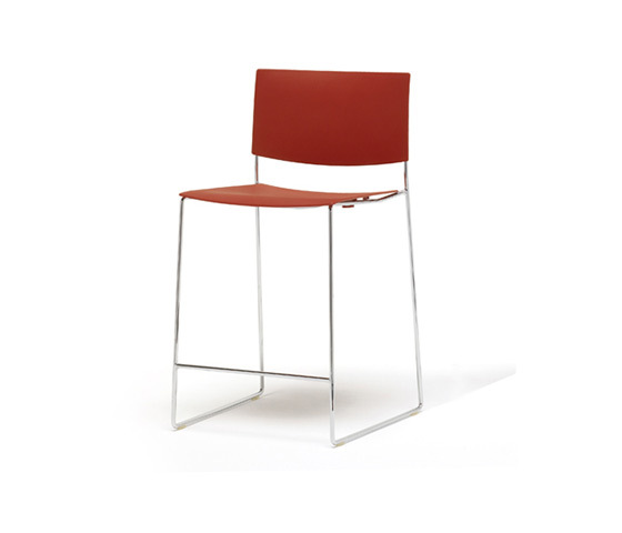Sit BQ 0529 de Andreu World | Taburetes de bar