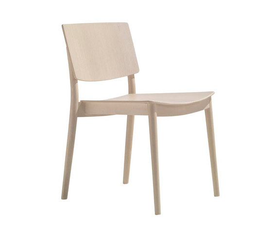Happy SI 0374 by Andreu World | Restaurant chairs