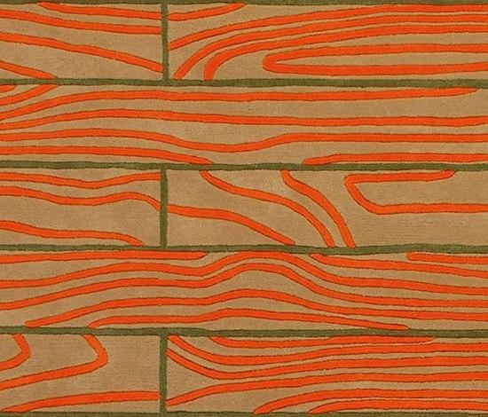 Woodstock von Now Carpets | Formatteppiche / Designerteppiche