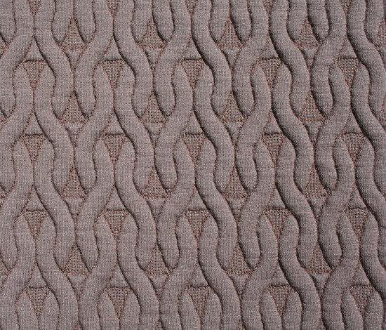 Knit Walnut by Innofa | Wall fabrics