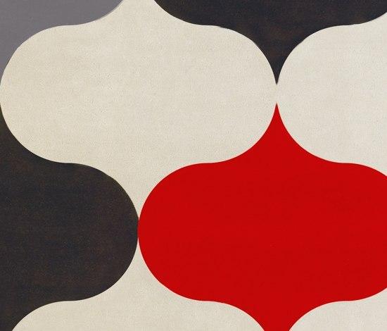 Rêves Arabes von Now Carpets | Formatteppiche / Designerteppiche
