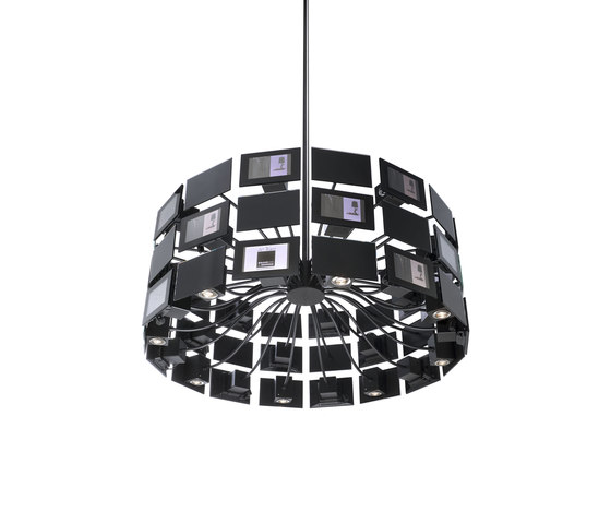 Digital Dreams hanging lamp round de Brand van Egmond | Éclairage général