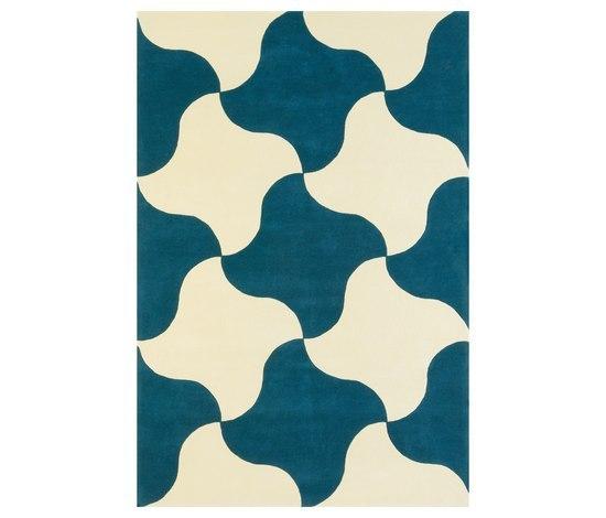 Moulin à Vent von Now Carpets | Formatteppiche / Designerteppiche