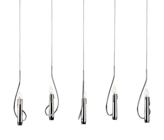 Floating Candles di Brand van Egmond | Illuminazione generale