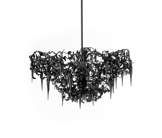 Flower Power chandelier de Brand van Egmond | Lustres suspendus