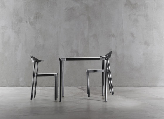 Monza chair 1211-20 by Plank | Multipurpose chairs