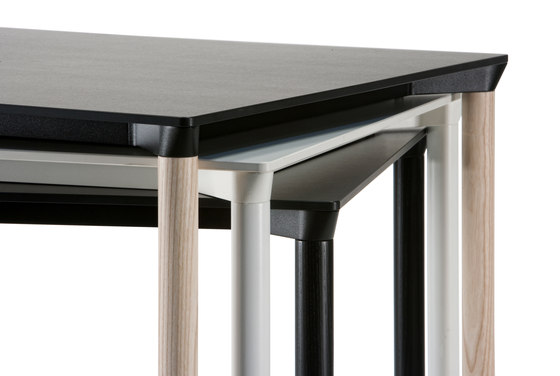 Monza table 9203 / 9205 de Plank | Mesas multiusos