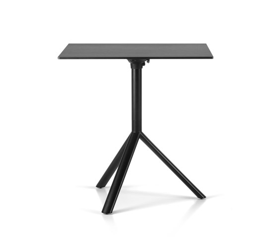 Miura table 9590 (70x70) by Plank | Side tables
