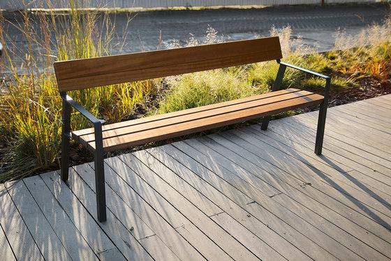 aviela | Park bench by mmcité | Garden benches