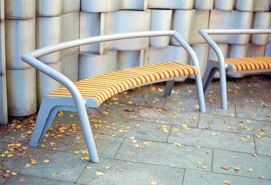 brunea Park bench by mmcité | Exterior benches
