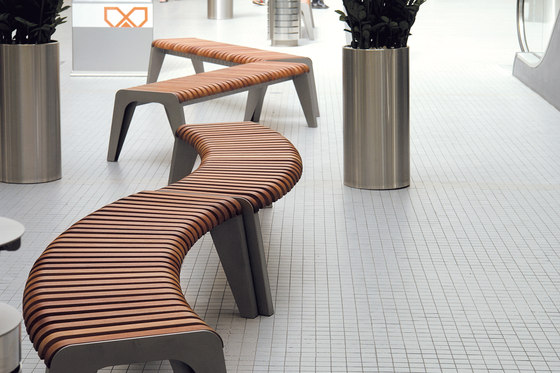brunea Park bench by mmcité | Exterior benches
