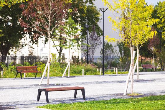 brunea   Park bench by mmcité   Exterior benches