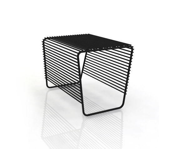 limpido Stool by mmcité | Exterior chairs