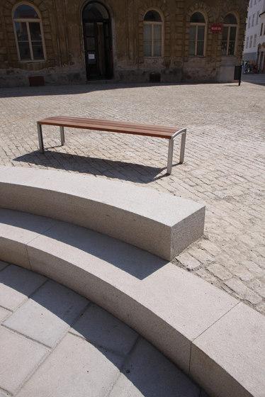 miela Park bench by mmcité   Exterior benches