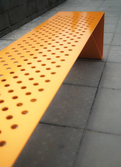 radium Park bench by mmcité | Exterior benches